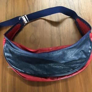 SAC MILLET French Vintage Backpacking Fanny Pack