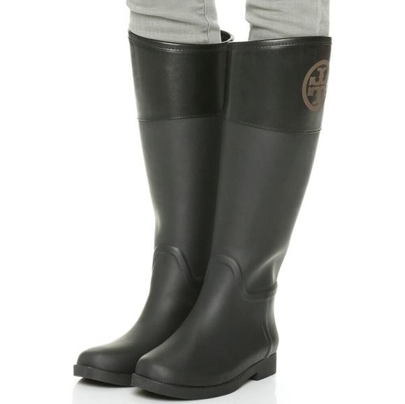 33029d188b01 Tory Burch  Classic  Rain Boots (NEW). M 59fe397c680278b40309e3bb