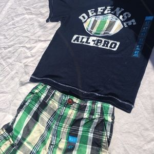 NEW Little Boys 3T Football Outfit TCP!