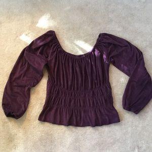 INC International Concepts top blouse.