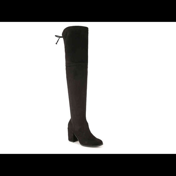3e383068f5a Unisa Dedrii over the knee OTK boot. M 59fe456fc2845629340a363d