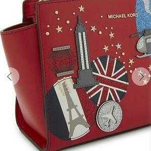 e3b62fd38420 Michael Kors Bags - NWT Michael Kors Selma Novelty Nouveau messenger