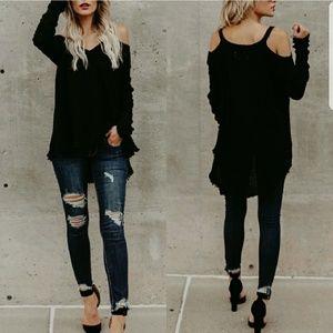 BLACK JAMIENSON sweater