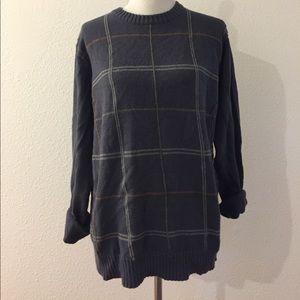 Vintage Oscar de la Renta unisex pullover sweater
