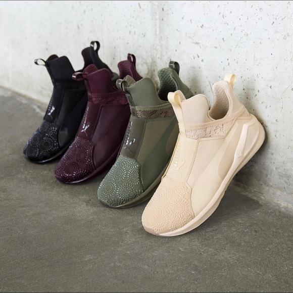 Puma Sneaker Fierce kurim