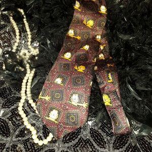 Garfield tie vintage