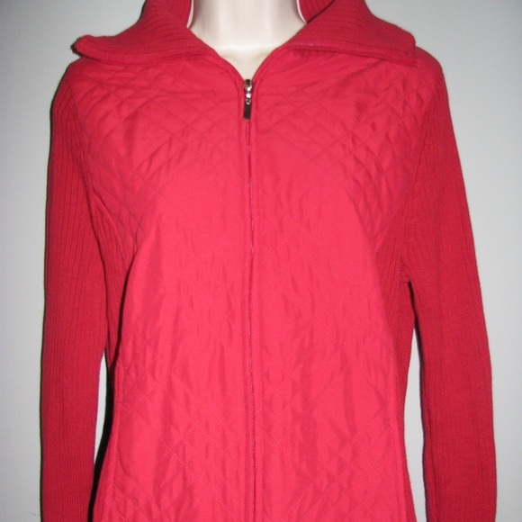 63% off croft & barrow Jackets & Blazers - Croft and Barrow ... : croft and barrow quilted jacket - Adamdwight.com