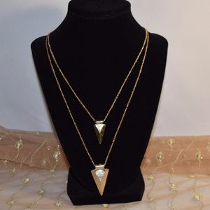 Jewelry - Layered necklace-sale