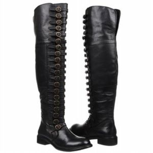 Luichiny true fit over the knee boots!