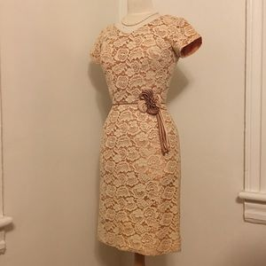Dresses & Skirts - Vintage Lace Dress Special Occasion