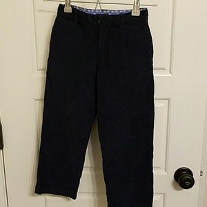 Other - J Bailey Navy fine wale cords