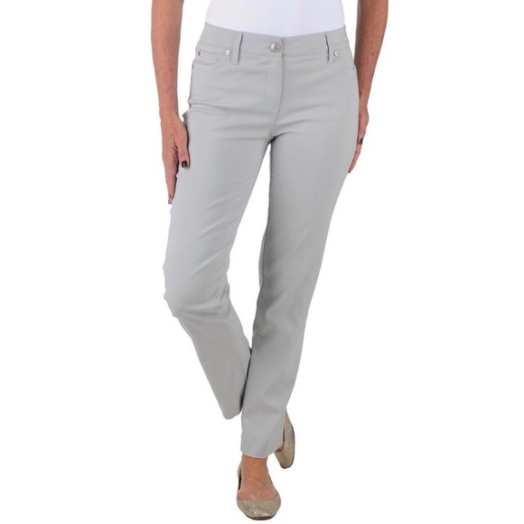 e9880765373dd8 Zac & Rachel Pants | Zac Rachel Millennium Ankle Slim Leg Dress Pant ...
