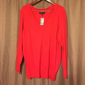 NWT Lane Bryant Sweater 18/20 with flaw