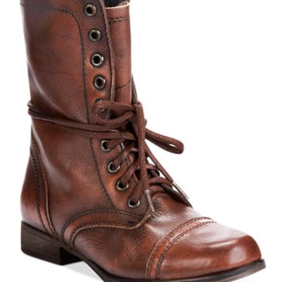 Steve Madden Shoes - Steve Madden Troopa combat boots