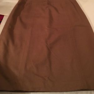 Brooks Brothers wool/cashmere skirt