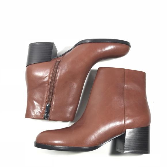 3473b8216 Sam Edelman Joey Burnt Umber Modena Calf Boots