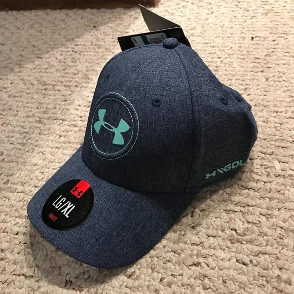 71aefe6f20f Under Armor Men s Flexfit Golf Hat