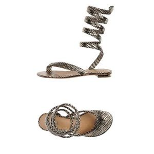 Schutz sandals, size 6