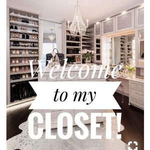 Other - ♥️ Welcome to my Closet! ♥️
