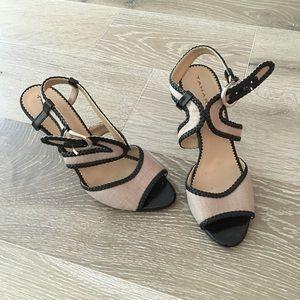 Elie Tahari strappy heels - 8.5