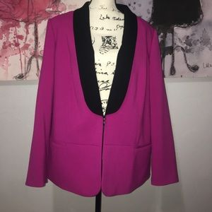 💗Eloquii 20W Pink Blazer 💗