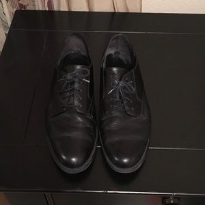 Rockport basic black dress shoe