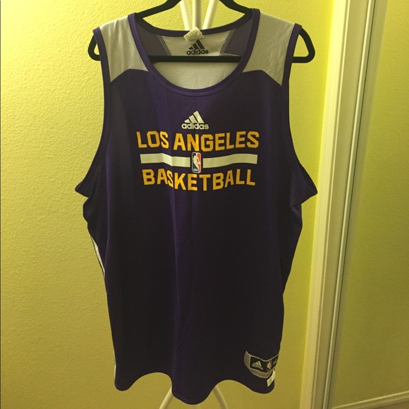 adidas Other - Lakers practice jersey 624ae06bc
