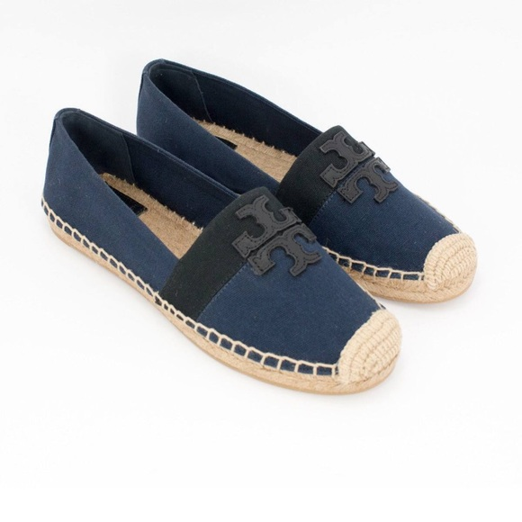 239cff9469b Tory Burch Weston Canvas Espadrilles Flats Shoes. M 59fe8697680278b4030b7901