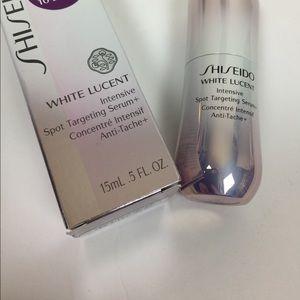 Shiseido Makeup - NEW Shiseido White Lucent Serum