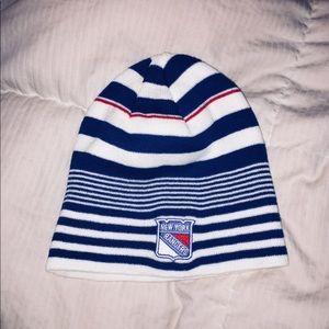 New York Rangers Beanie