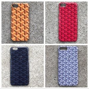 Accessories - Beautiful New Goyard Print iPhone Case Collection