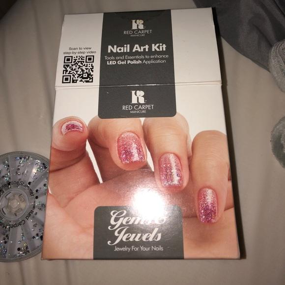 Makeup | On Hold Gel Nail Art Kit | Poshmark