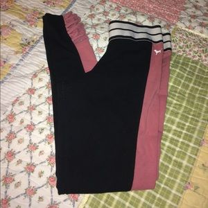 Victoria's Secret Pink Medium leggings sports cute