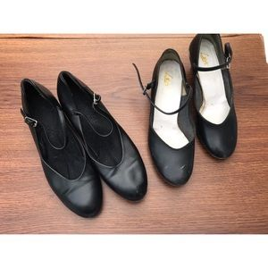 Theatre • Character Shoes • Genuine Leather