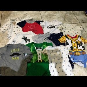 Other - Baby boy onesies!!