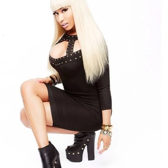 4e9e933e nicki minaj Dresses | Nicki Minaj Black Dress | Poshmark