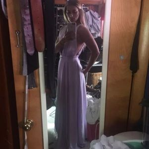 Lovers Friends Dresses Lovers And Friends Leah Gown Sz 2 Nwt