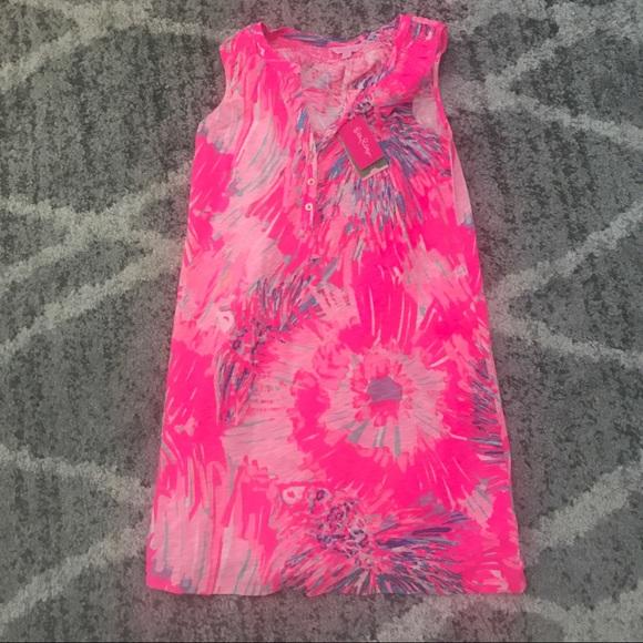 58d11c60edccce Lilly Pulitzer Dresses | Nwt Never Been Betta Essie Dress | Poshmark