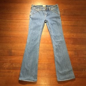 Free People Light Wash Jeans