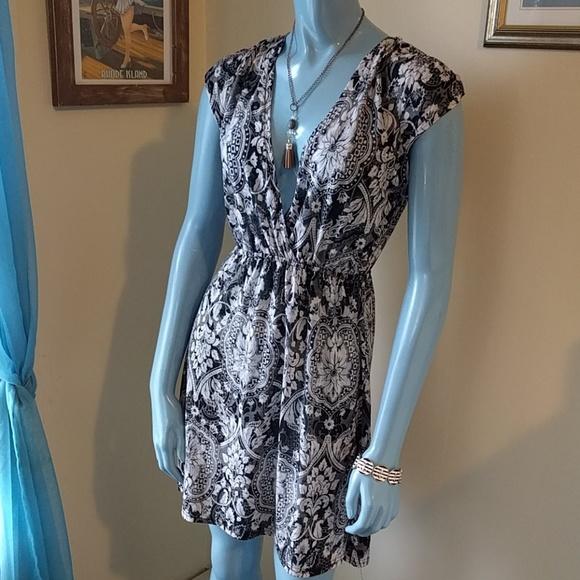 Marika Dresses & Skirts - Sheer Marika Mandala Dress