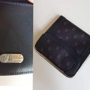Small Fendi authentic vintage change bill wallet