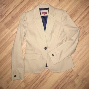 Merona camel color wool blazer
