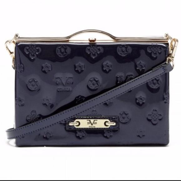 d429e3dc59 NWT Versace 1969 Patent Leather Purse