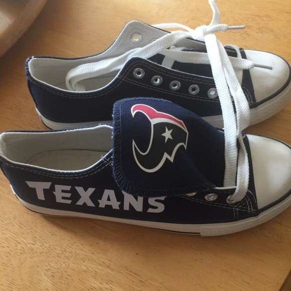 Houston Texans Tennis Shoes   Poshmark