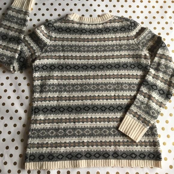 Madewell - MADEWELL Merino Fair Isle Sweater from Anne's closet on ...