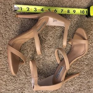 2b4b75168038 Steve Madden Shoes - STEVE MADDEN Feelya Stiletto - 3 Straps