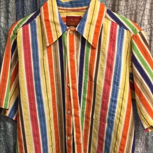 Kings Road multicolored shirt