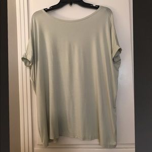 PIKO original short-sleeved shirt in morning mint