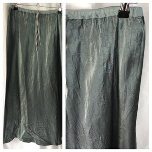 Dresses & Skirts - 100% Silk Maxi Skirt