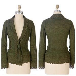 Anthropologie Organpipe Sweater